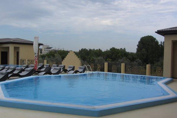 Пляжный отель Белый Песок - фото 21
