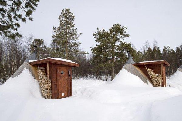 Holmen Husky Lodge - фото 23