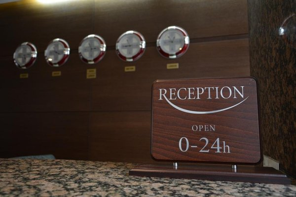 Hotel Presidivm Palace - фото 17