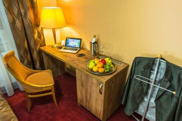 Wellness Hotel Hluboky Dvur - фото 12