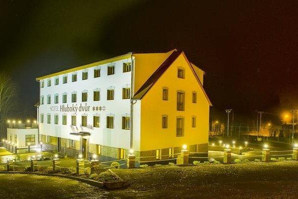 Wellness Hotel Hluboky Dvur - фото 20