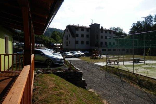 Wellness Hotel Hluboky Dvur - фото 21