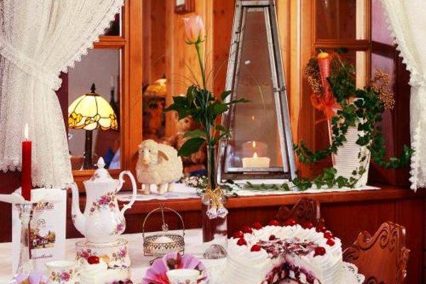 Waldcafe Hotel Restaurant - фото 11