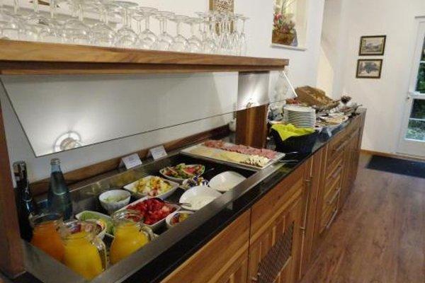 Waldcafe Hotel Restaurant - фото 14