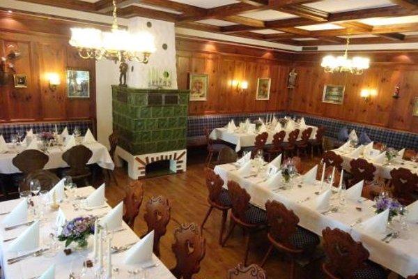 Waldcafe Hotel Restaurant - фото 15