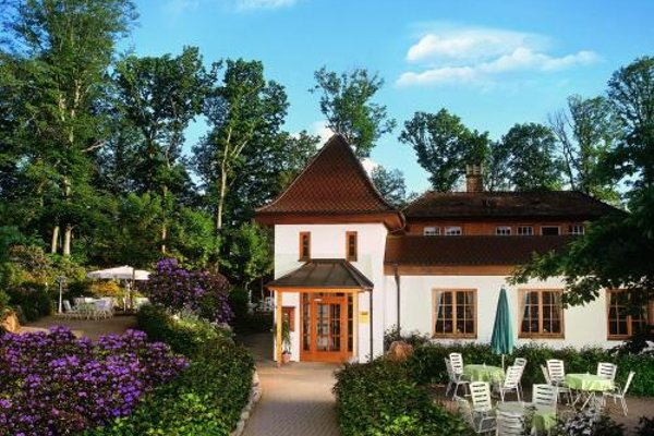 Waldcafe Hotel Restaurant - фото 21