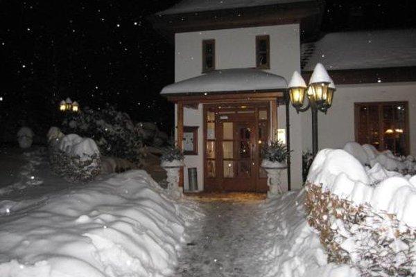 Waldcafe Hotel Restaurant - фото 22