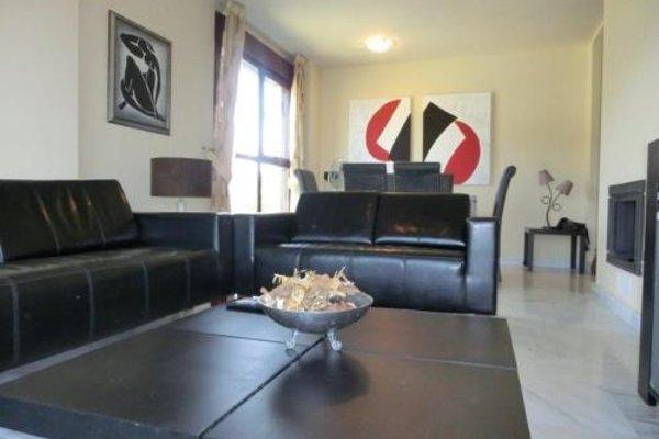 Apartamentos Parque Botanico - 10