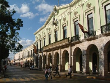 Хостел Hostal Catedral Merida