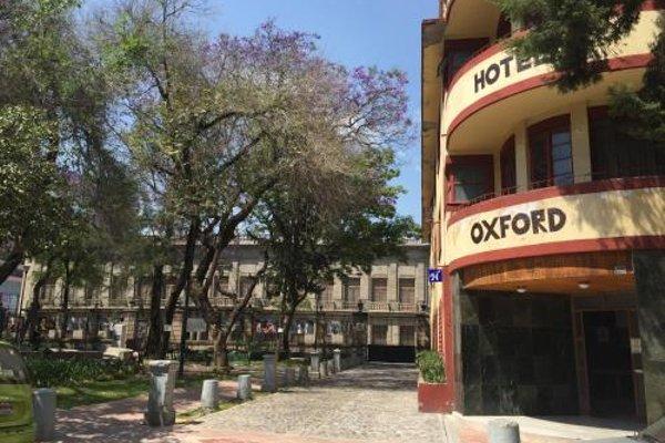 Hotel Oxford - фото 6
