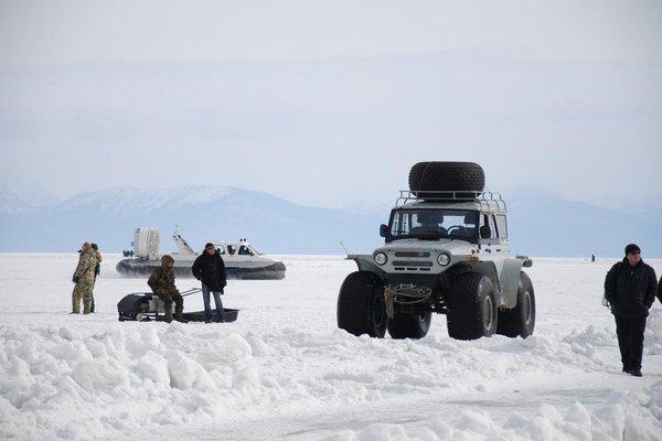 Северный Байкал - фото 6