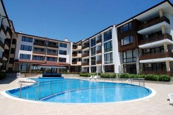 Baratero Mar Nero Apartments - фото 22