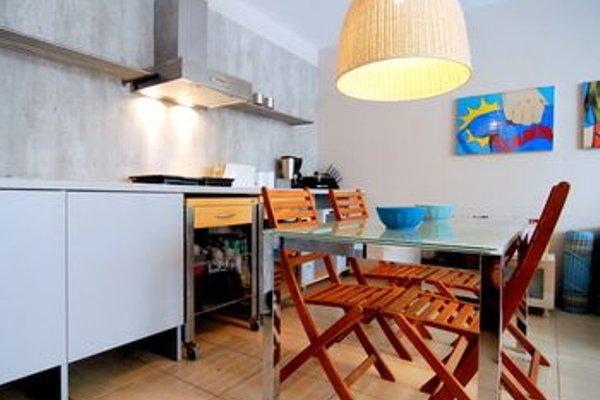 Baratero Mar Nero Apartments - фото 9