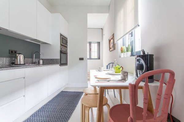 Apartamentos San Bernardo - фото 20