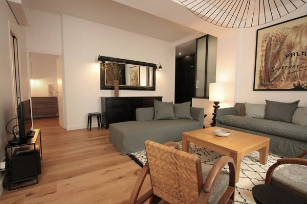 Appartement 6 personnes, quartier Art et Metier - 3