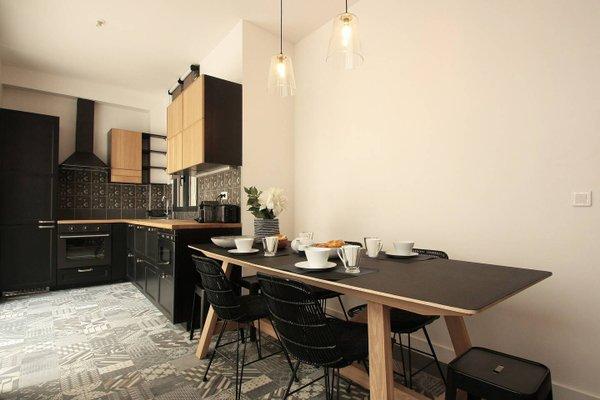 Appartement 6 personnes, quartier Art et Metier - 6