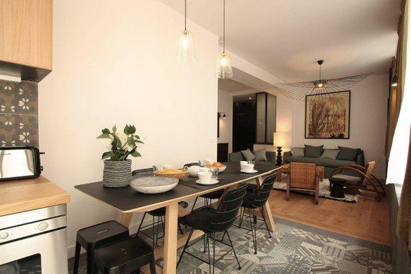 Appartement 6 personnes, quartier Art et Metier - 7