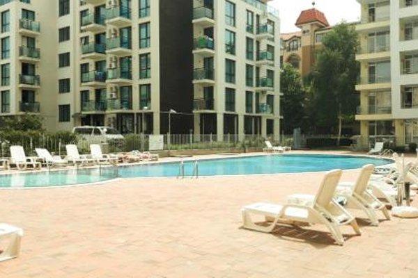 Economy Apartment in Sunset Beach 2 Complex - фото 3