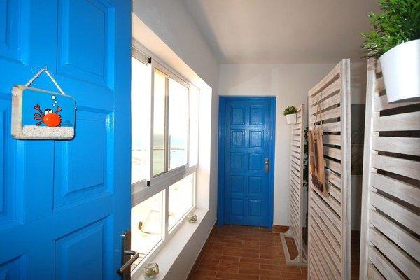 Apartamentos El Aceitun - фото 12