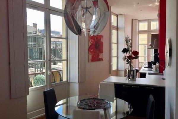 Appartement Les Grands Hommes - фото 12