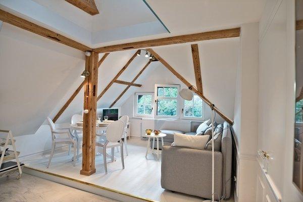RJ Apartments Westerplatte - фото 20