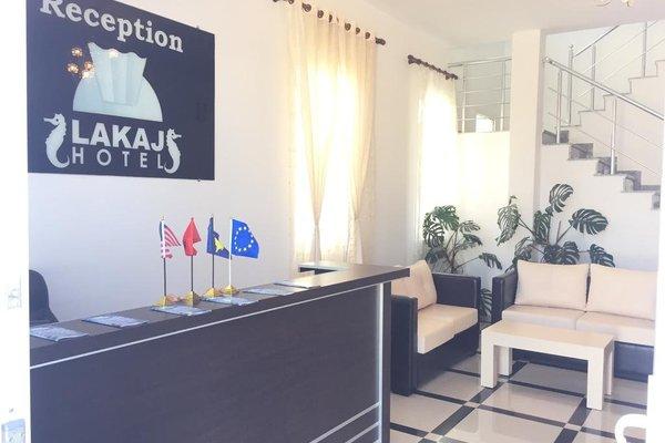 Hotel Lakaj - фото 15
