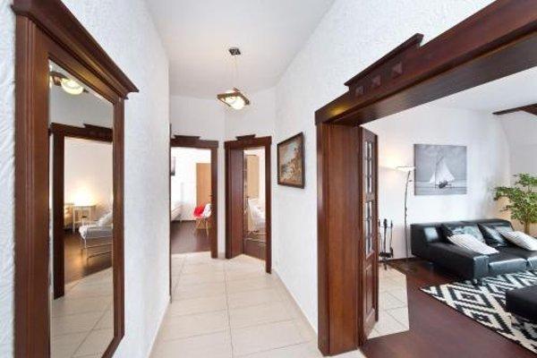 RJ Apartments Grunwaldzka - фото 13