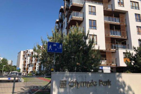 Apartament Olympic Park 3 Pokojowy - 3