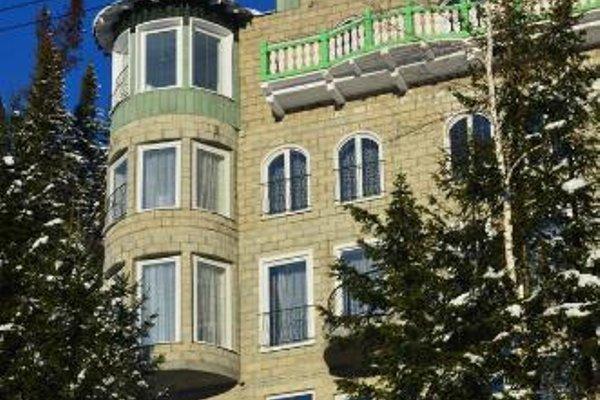 Гостевой дом Замок Эдельвейс - 21