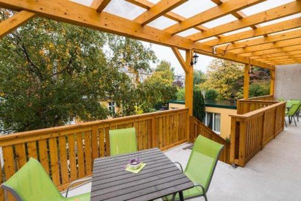 Apartments Villa Luna - фото 21