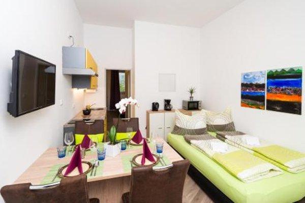 Apartments Villa Luna - фото 3