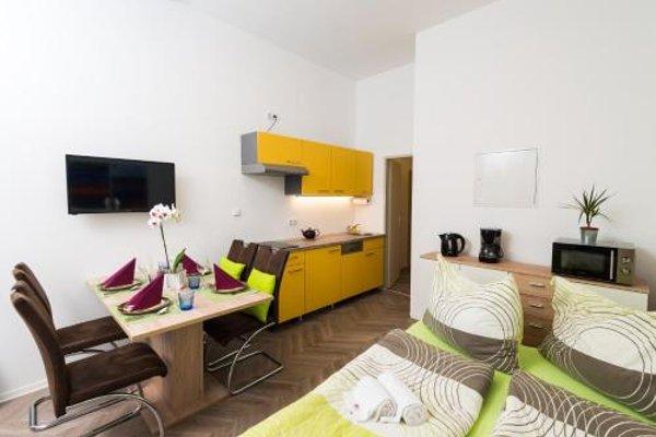 Apartments Villa Luna - фото 4
