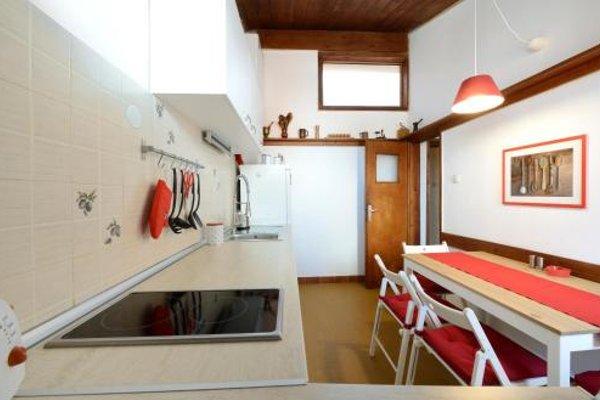 Artistic penthouse - фото 12