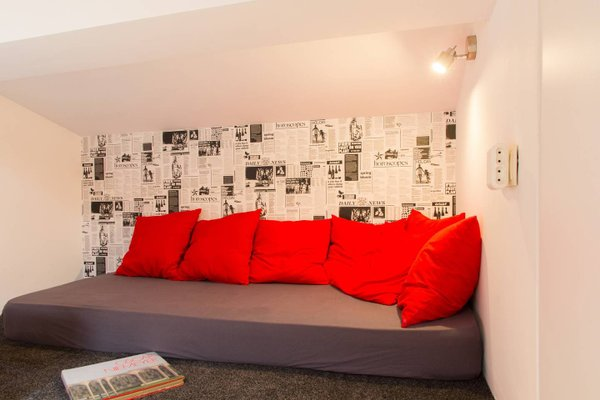 Artistic penthouse - фото 5