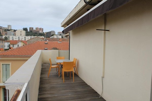 Appartement Cours Napoleon - фото 35