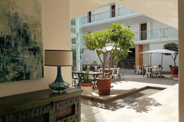 Hotel Catedral La Paz - фото 18