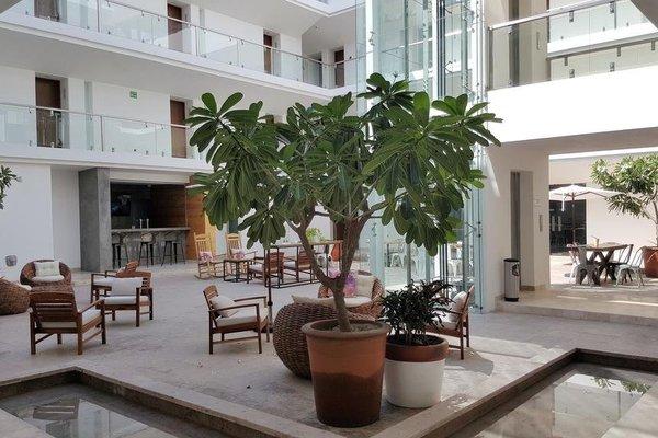 Hotel Catedral La Paz - фото 20