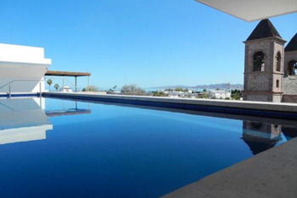 Hotel Catedral La Paz - фото 23