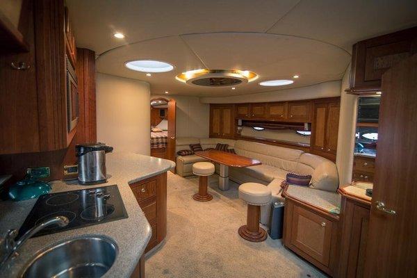 Яхта Вибиана - фото 4