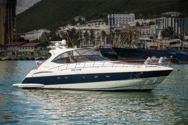 Яхта Вибиана - фото 9