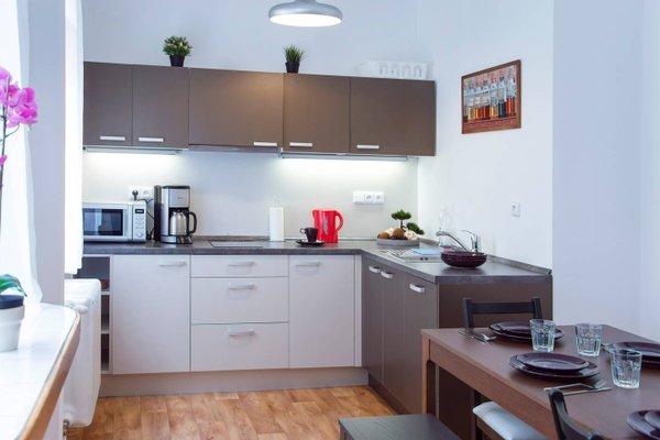 Modern Apartment Rybna 25 - фото 16