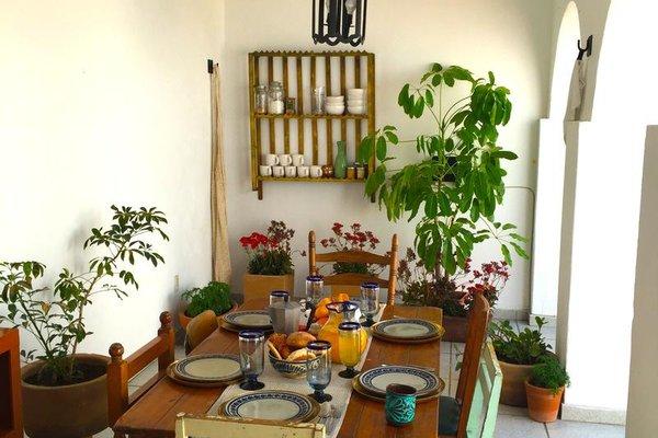 Casa Canario Hostel - фото 11