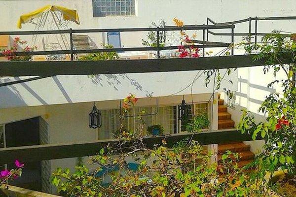 Casa Canario Hostel - фото 20