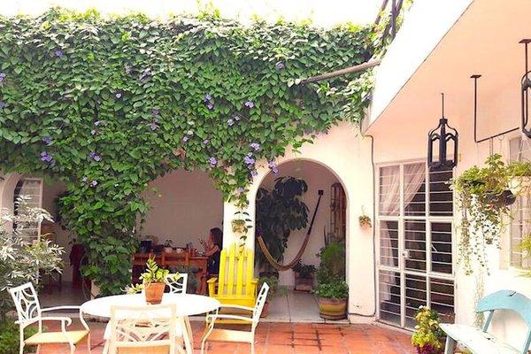 Casa Canario Hostel - фото 21