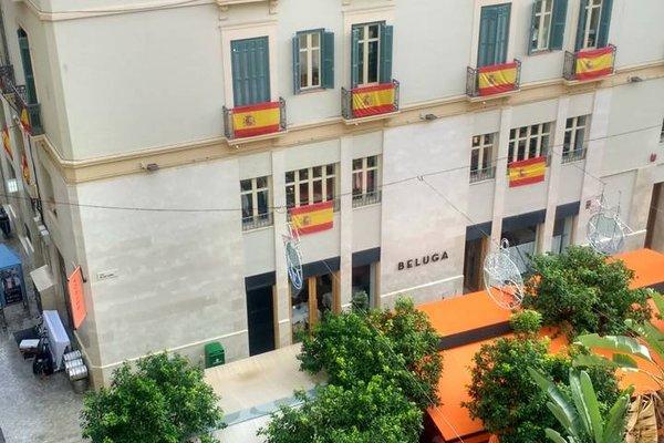 Apartment Plaza de las Flores - фото 20