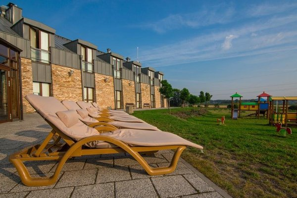 Hotel i Aquapark Olender - фото 17