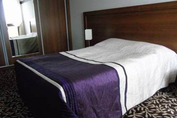 Hotel i Aquapark Olender - фото 6