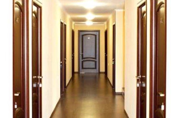 Грэйс Проджект Отель - фото 17