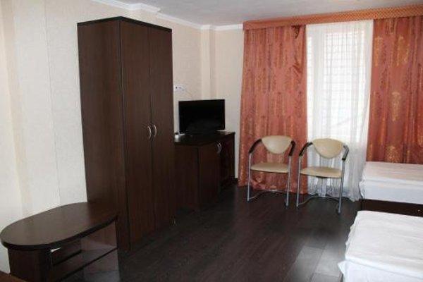 Грэйс Проджект Отель - фото 6
