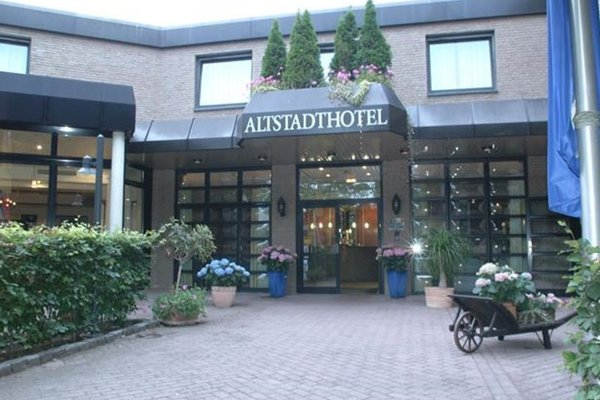 Altstadthotel Versmold - фото 17